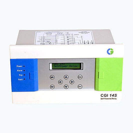 Frequency protection relay / digital / panel-mount - CGI 14S - CG