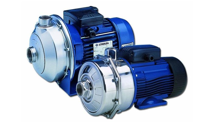 Water pump - CEA, CA series - LOWARA - electric / centrifugal / industrial پمپ آب لوارا LOWARA