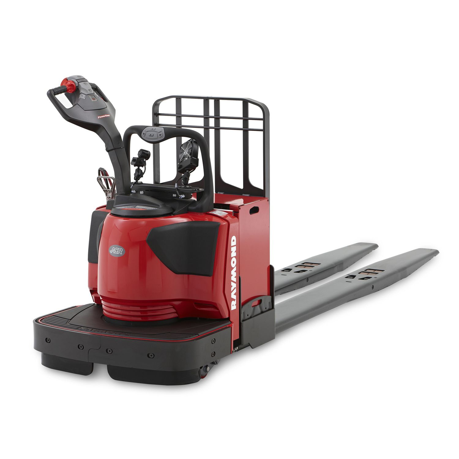 Electric pallet truck / platform / multifunction / rugged 8410 Raymond