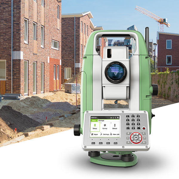 Manual total station Leica FlexLine TS07 Leica Geosystems