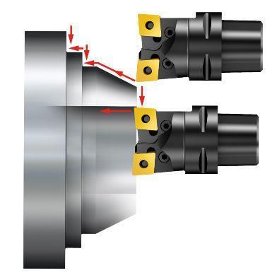 Internal turning boring bar - CoroPlex TB - Sandvik Coromant