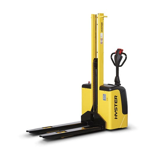 Electric stacker truck / walk-behind / transport / for pallets - SC1