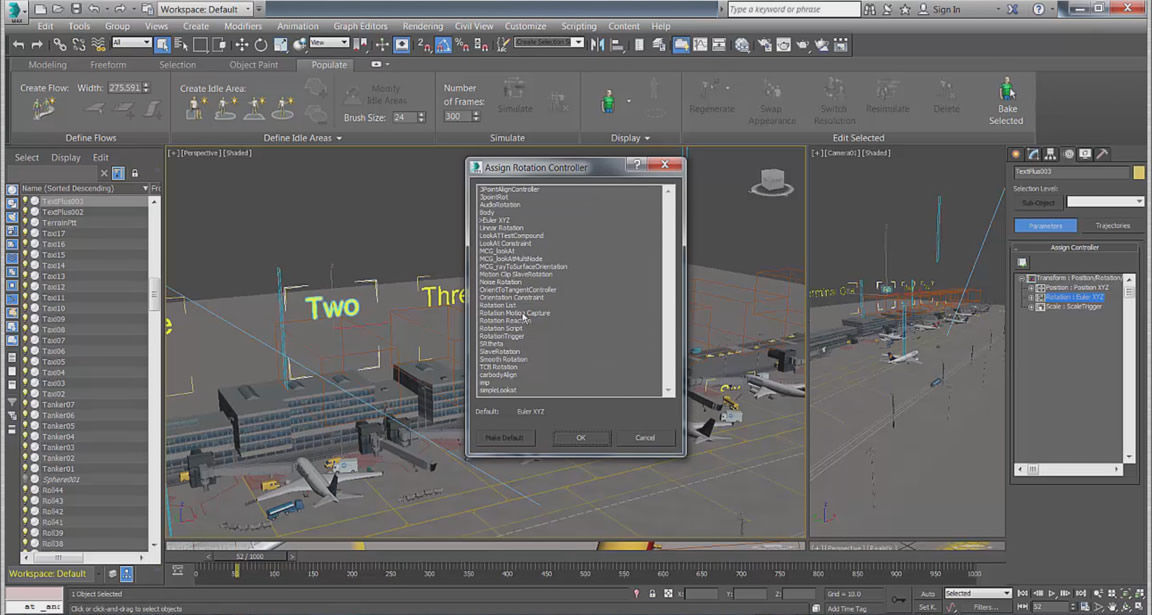 Animation software / modeling / 3D - 3ds Max® - AUTODESK - Videos