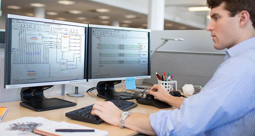 Electrical Schematics Software - Creo Schematics - Ptc   2d  3d