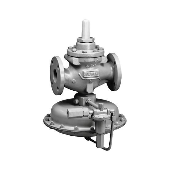 Pressure-reducing valve / for fuel / for natural gas - 1098-EGR