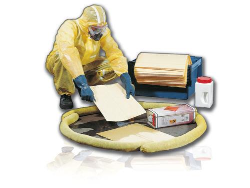 Chemical pollution emergency kit - DENIOS