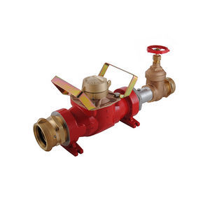 Turbine flow meter / for water / wall-mounted - RECORDALL