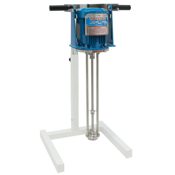 Rotor-stator mixer / batch / for liquids / laboratory - AX series