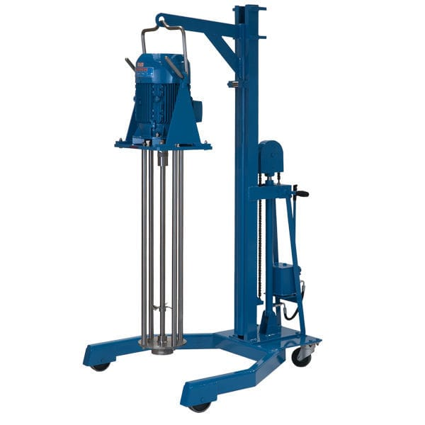 Rotor-stator mixer / batch / variable-speed / high-shear