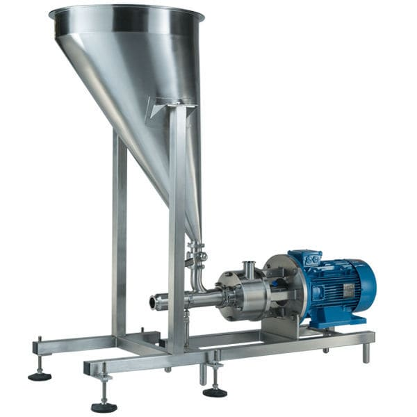 Rotor-stator mixer / continuous / powder / high-shear FMX 50 SILVERSON  MACHINES