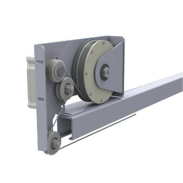 Sliding door door closer - DICTAMAT 50 series - DICTATOR ...