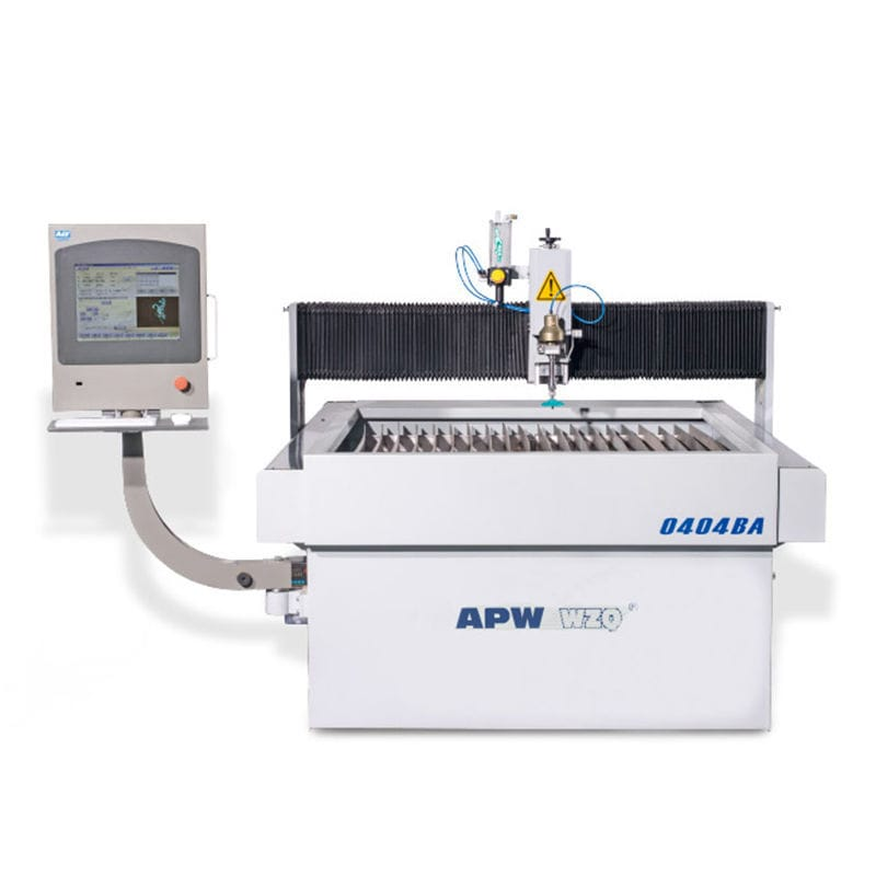 Waterjet cutting machine / for composite materials / for metal / for  plastics 1212BA Shenyang All-Powerful Science&Technology Stock Co ,Ltd