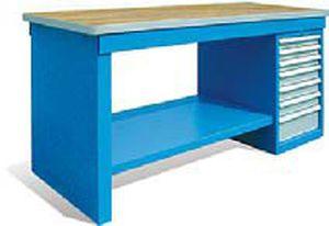 Peachy Wooden Workbench Tx Series Sarralle Machost Co Dining Chair Design Ideas Machostcouk