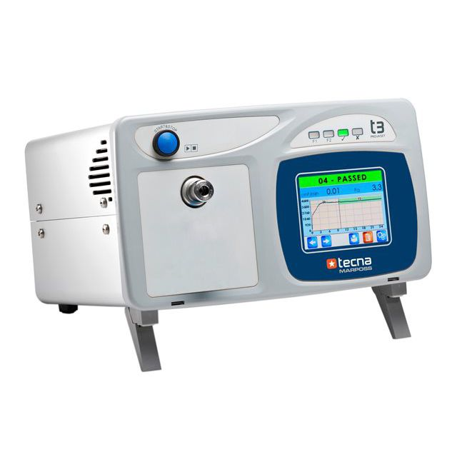 Vacuum leak tester / digital / absolute pressure decay
