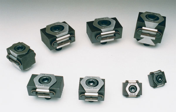 Low-profile workholding component - max  33 000 lbs | OK-VISE