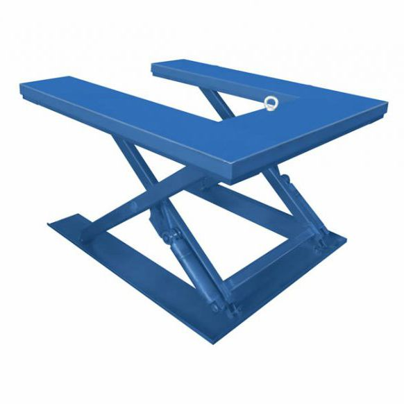 Awe Inspiring Scissor Lift Table Hydraulic Stationary With Ramp Pl676 E00B Pu681 E00B Armo S P A Download Free Architecture Designs Crovemadebymaigaardcom