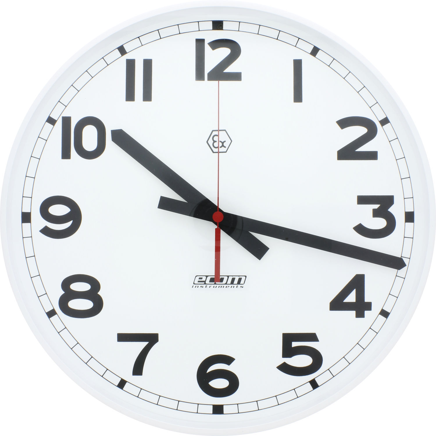 Wall-mounted clock / intrinsically safe / analog - Ex-Time