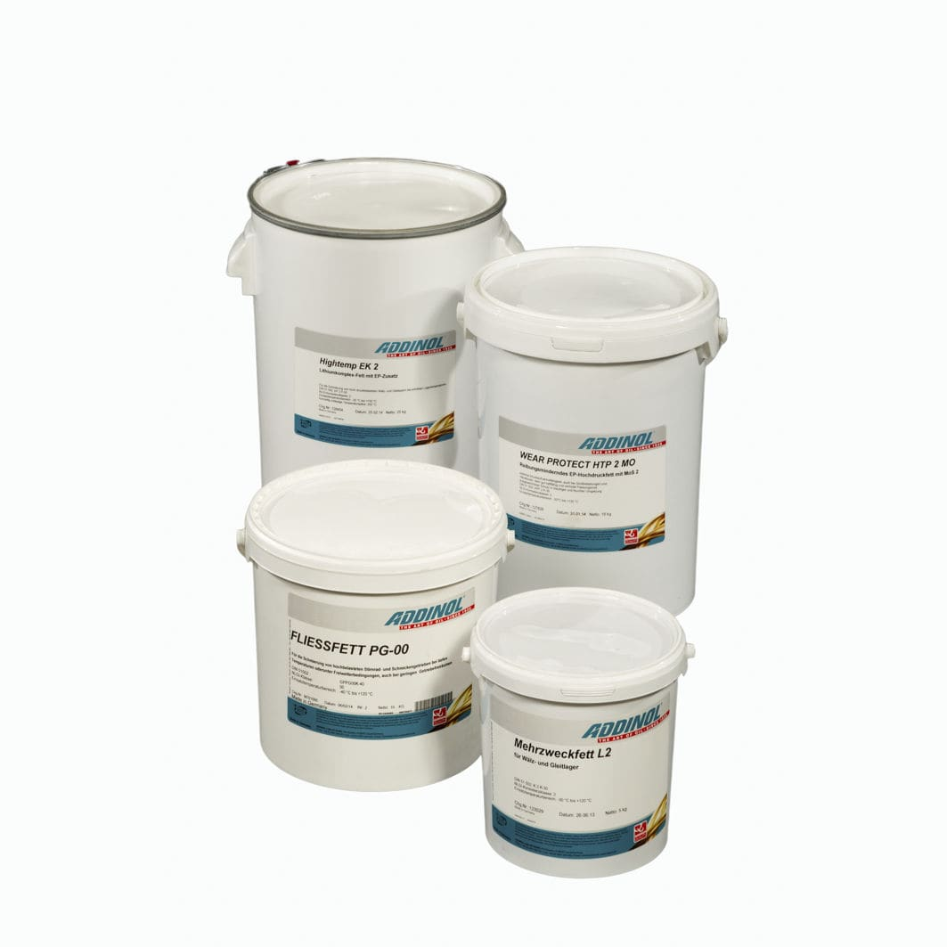 Universal grease - EL-K3 - ADDINOL Lube Oil - mineral oil-based / for  automotive applications / for robotic applications