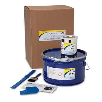 Abrasion-resistant coating / chemical protection / ceramic