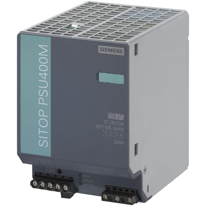 DIN rail DC/DC converter / switching - SITOP PSU400M