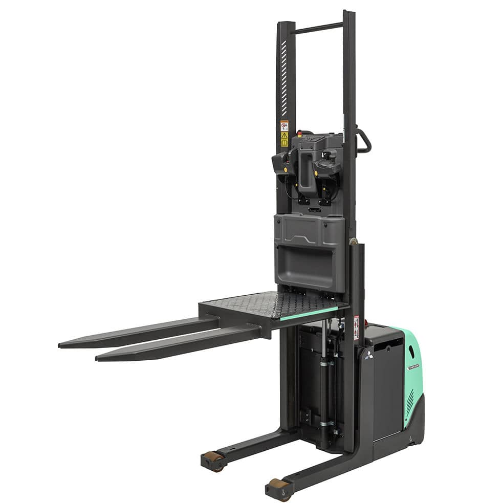 Electric order-picker / vertical - OPBL10P series