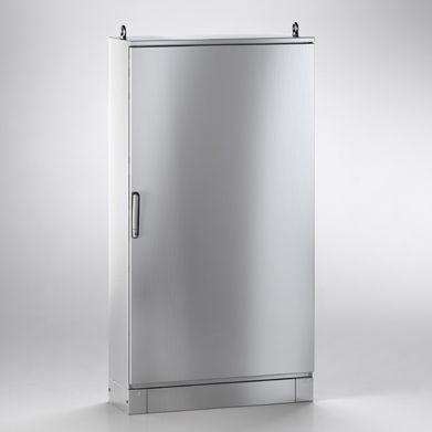 Storage Cabinet Free Standing Double Door Single