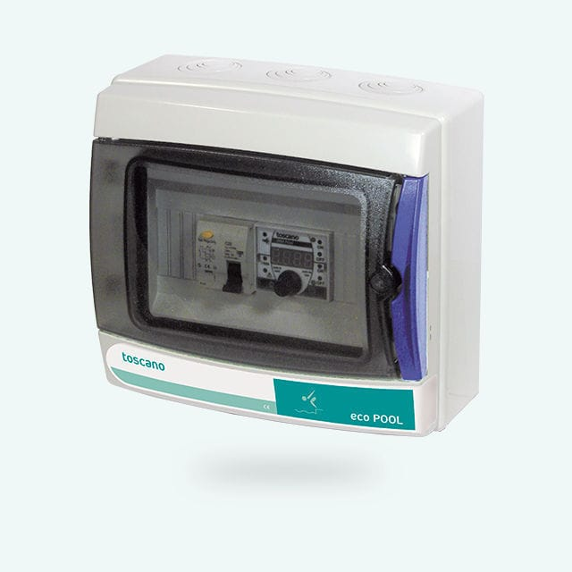 Immersed Pump Controller Remote Modular Electronic Eco Pool
