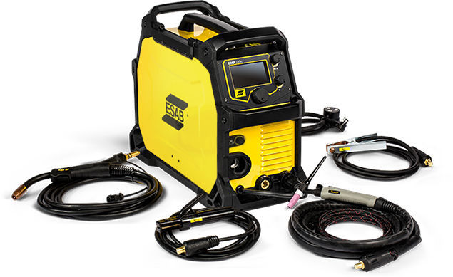 MMA welder / portable / with integrated display / single
