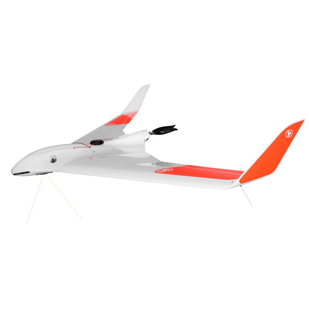 Fixed-wing UAV / monitoring / autonomous Bramor ppX C-Astral