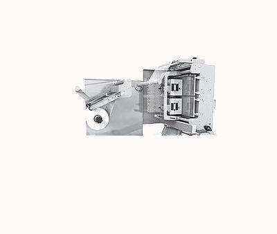 Direct thermal label printer-applicator / multi-color / for