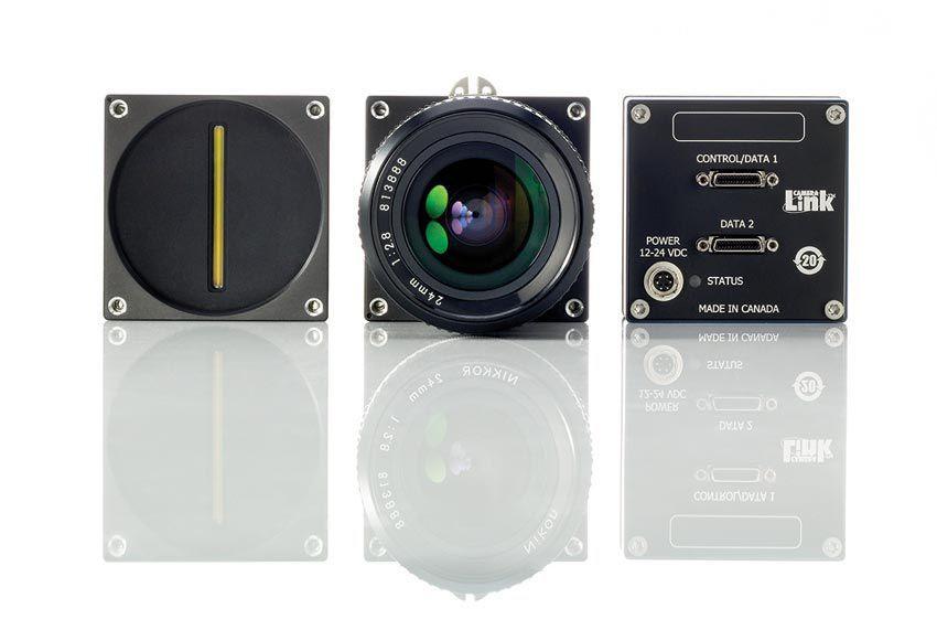 Inspection camera / full-color / CMOS / Camera Link - 2k, 40