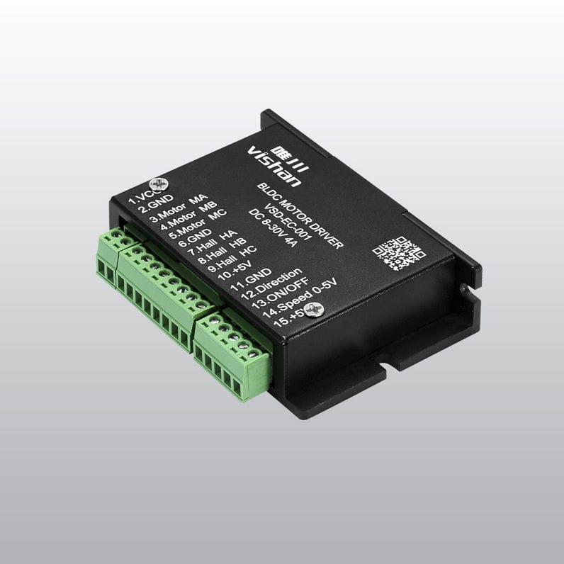 DC motor controller / BLDC / speed control / open-loop - D-EC 4966