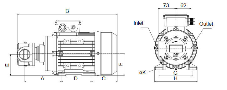 Oil Pump Schematic Diagram on
