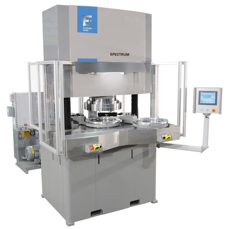 Metal polishing machine / automatic - EXTRUDE HONE™ SPECTRUM series