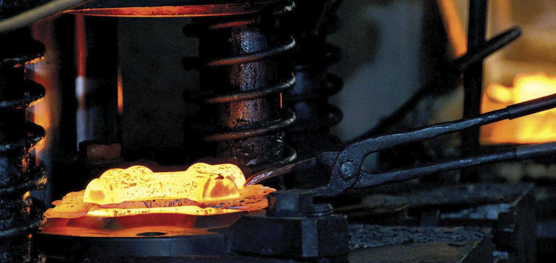 Open die forging / steel / stainless steel / automotive - FACEM