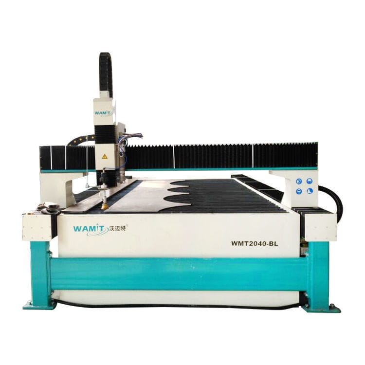 waterjet cutting machine / for steel / for stainless steel / CNC