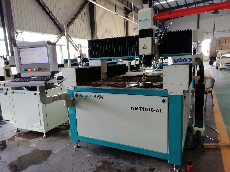 water-jet cutting machine / CNC / CE / small-format