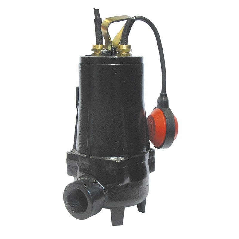 Wastewater pump - PD - SAER - electric / submersible / centrifugal