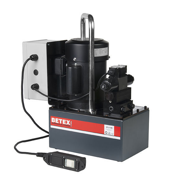 Electric Hydraulic Pump >> Electric Hydraulic Pump Double Acting Remote Control