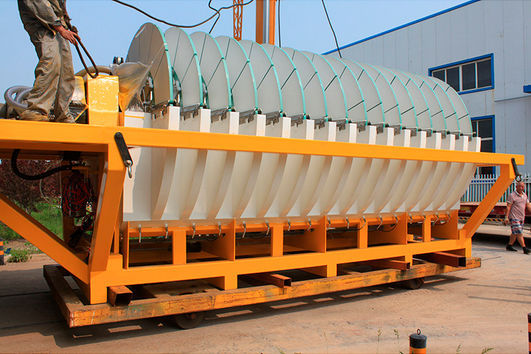 Dynamic filter press fully automatic for slurry for wastewater treatment BY 30 lianyungang boyun