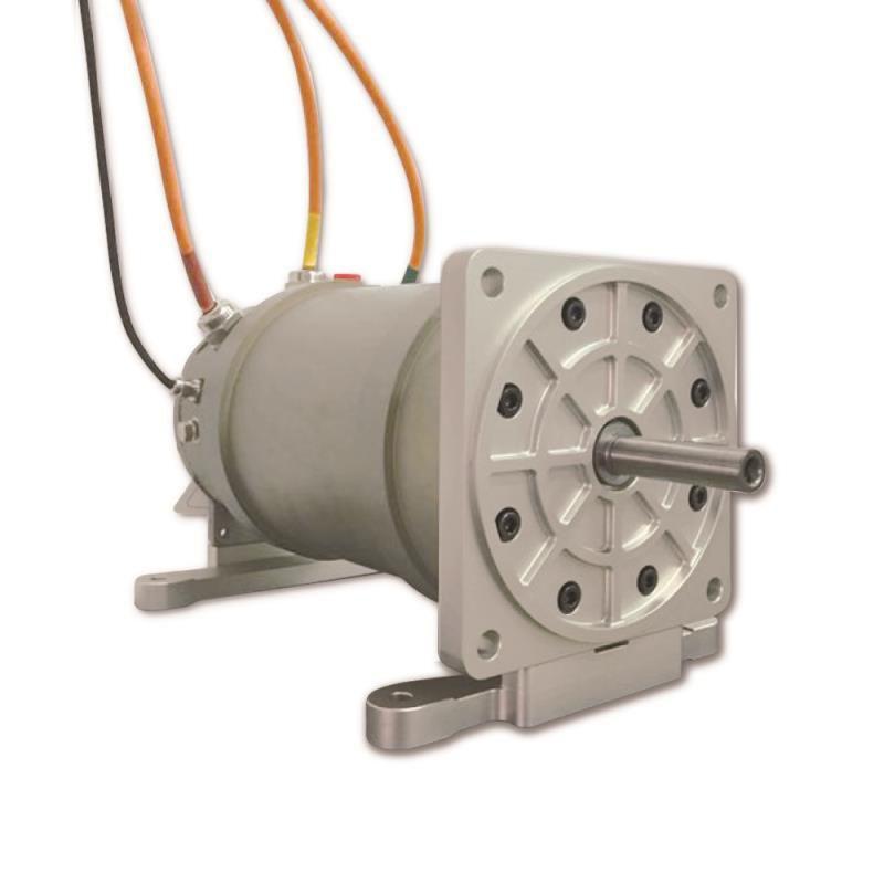 AC motor / brushless / 380 V / high-power - SRPM112H4O20