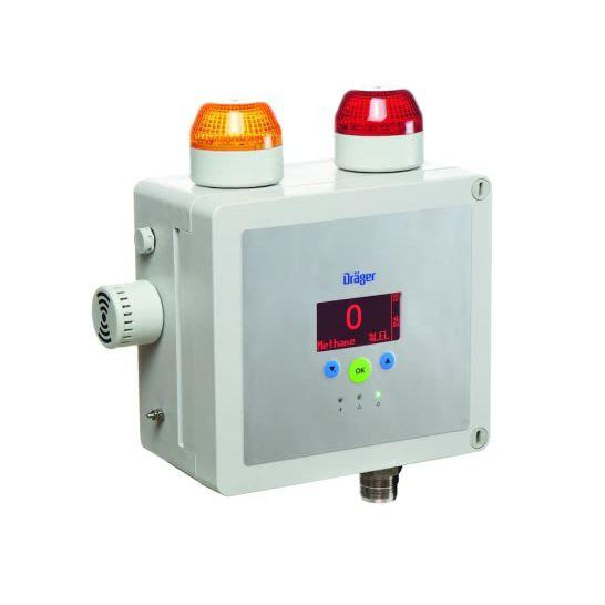 Gas detector / flammable gas / monitoring - PointGard 2200 - Dräger