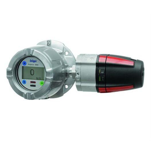 Gas detector / infrared / with audible alarm - Polytron® 8700 IR