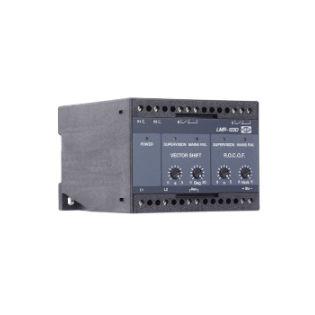 DIN rail protection relay / for generators - LMR-122D - DEIF