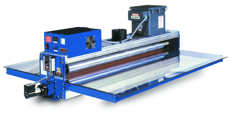Corona effect surface treatment machine - Corotec