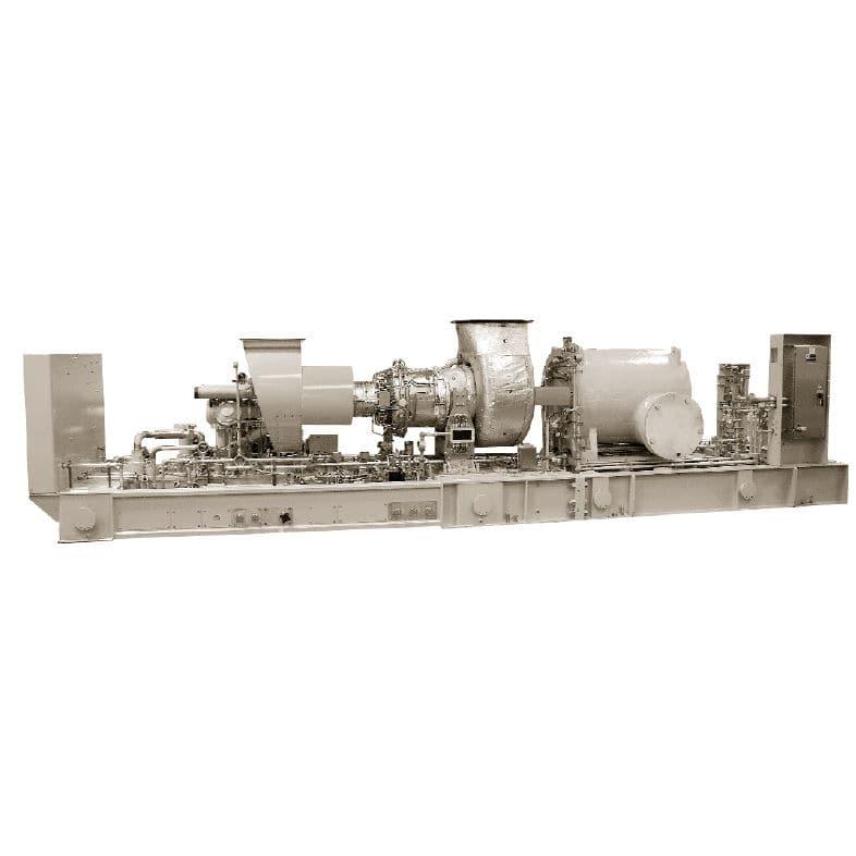 Gas turbine / aeroderivative / mechanical drive - Taurus 70