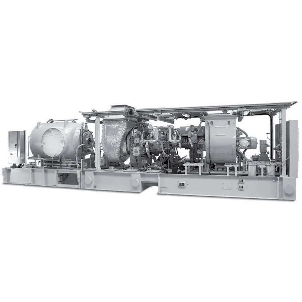 Gas turbine / aeroderivative / mechanical drive - Titan 250