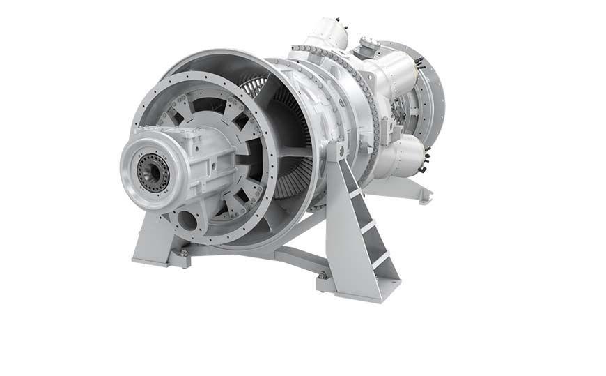 Gas turbine / single-shaft / for power generation - SGT-300
