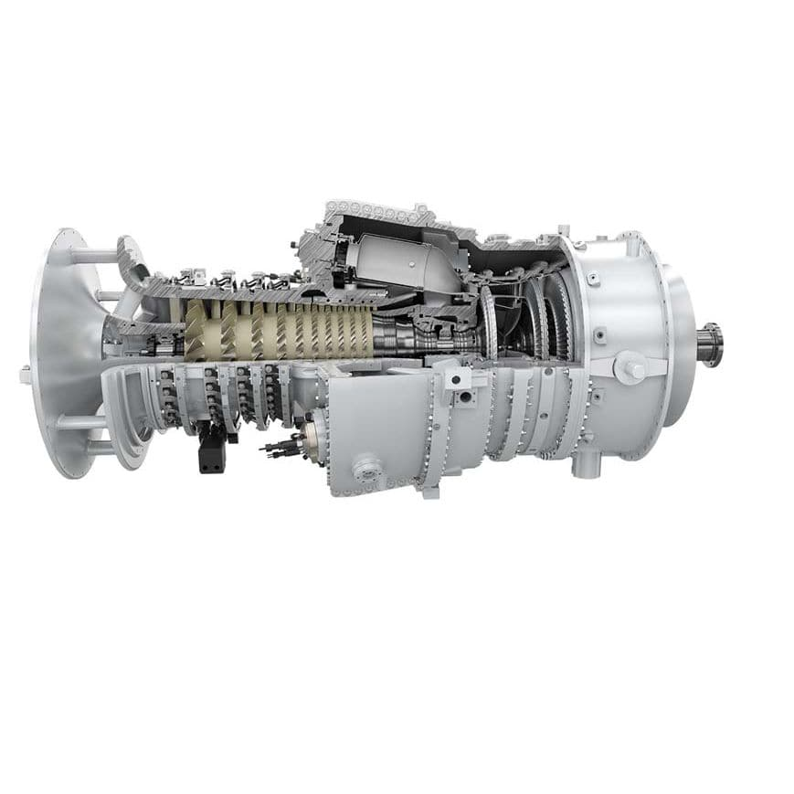 Gas turbine / for power generation / mechanical drive SGT-100 SIEMENS  Engines & Gensets