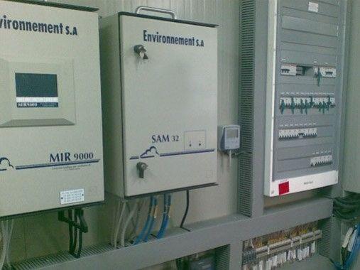Flue gas analyzer / oxygen / carbon dioxide / biogas - MIR